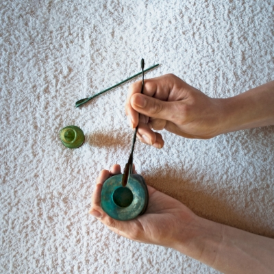Nouveau massage «Unité» aux huiles sacrées