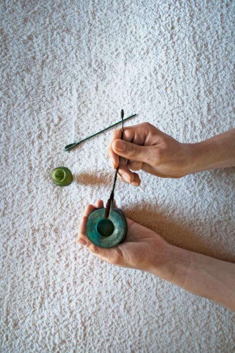 """Nouveau massage """"Unité"""" aux huiles sacrées"""