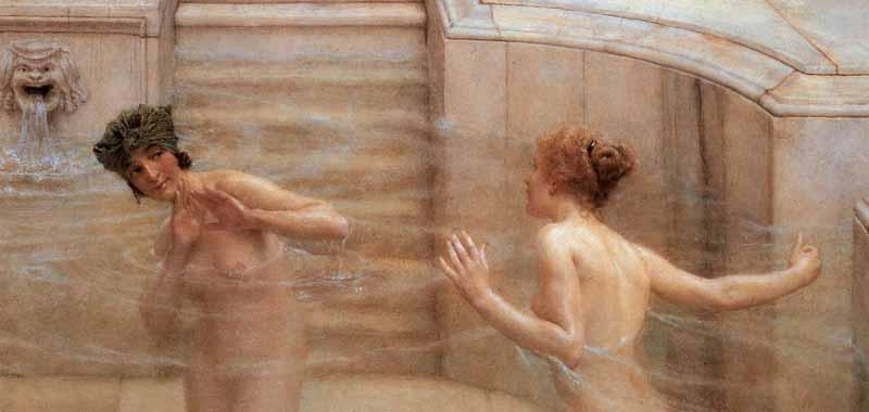 A_Favourite_Custom_1909_Alma Tadema
